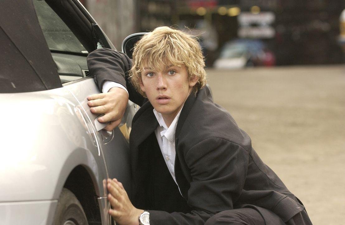 Der 14 jährige Schüler Alex (Alex Pettyfer) hält unbewusst das Schicksal seiner ganzen Generation und Nation in den Händen ... - Bildquelle: Liam Daniel Samuelsons / IoM Film.