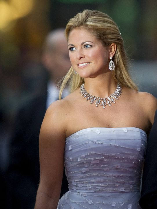Prinzessin-Madeleine-von-Schweden-10-06-18-AFP - Bildquelle: AFP