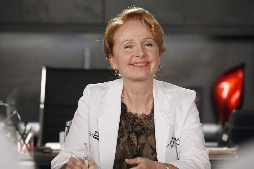 Ellis (Kate Burton) lebt noch und ist Chefärztin am Seattle Grace Hospital ... - Bildquelle: ABC Studios