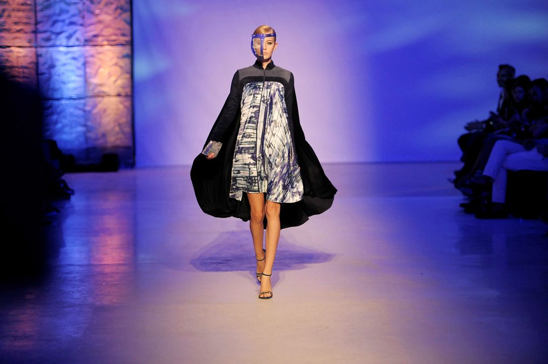 GNTM-Stf09-Epi02-Fashion-Show-29-ProSieben-Oliver-S-TEASER - Bildquelle: ProSieben/Oliver S.