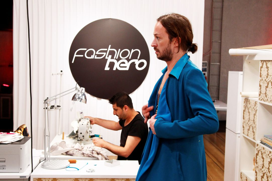 Fashion-Hero-Epi04-Atelier-26-Richard-Huebner - Bildquelle: Richard Huebner