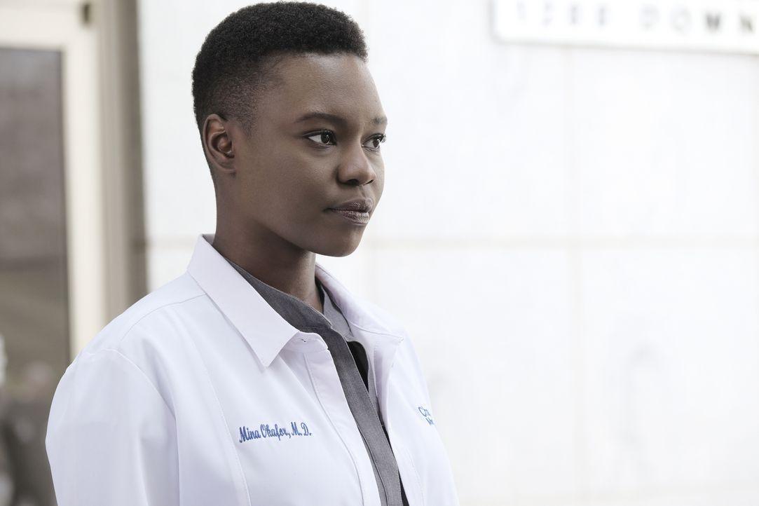 Dr. Mina Okafor (Shaunette Renée Wilson) - Bildquelle: 2018-2019 Twentieth Century Fox Film Corporation.  All rights reserved.