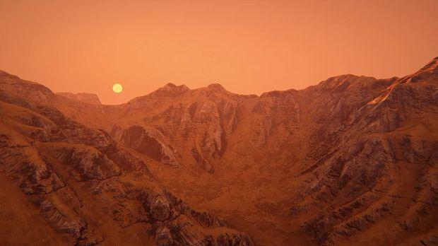 Mars Bilder Live