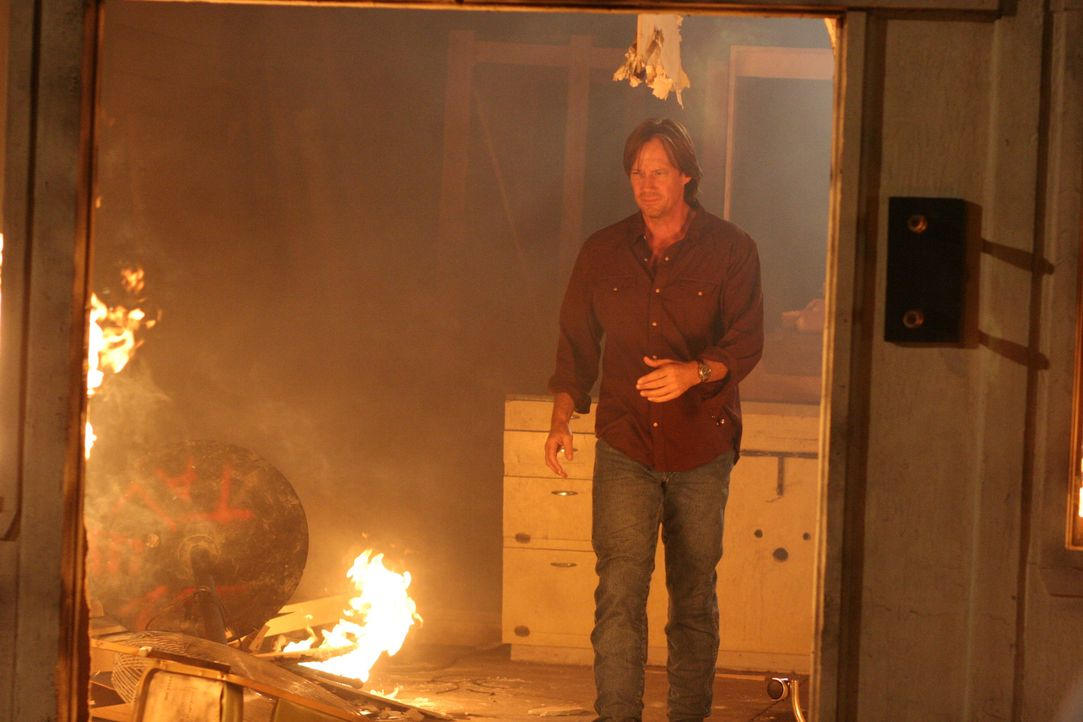Skrupellose Verbrecher haben Nicks (Kevin Sorbo) Heimatstadt unter ihre Kontrolle gebracht - er nimmt den Kampf auf und sorgt für Gerechtigkeit ... - Bildquelle: 2007 Metro-Goldwyn-Mayer Home Entertainment LLC and Sony Pictures Home Entertainment Inc. All Rights Reserved.