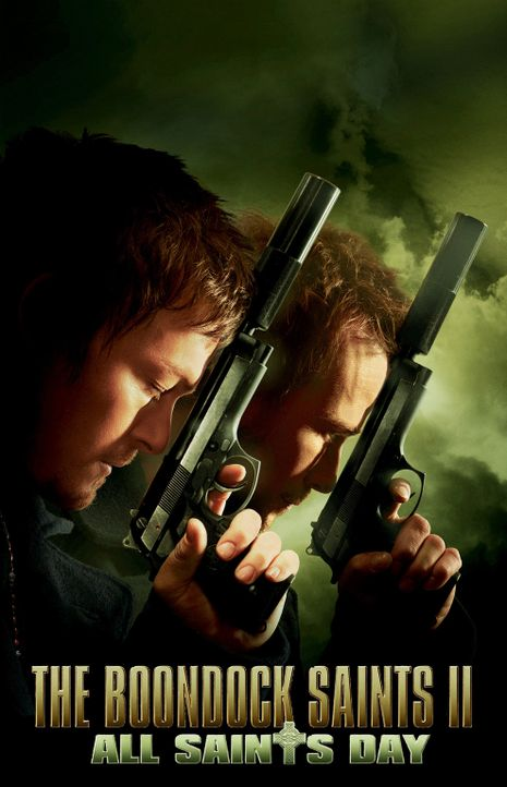 DER BLUTIGE PFAD GOTTES 2 - Plakatmotiv - Bildquelle: 2009 Boondock Saints II Productions, LLC. All Rights Reserved. Asset