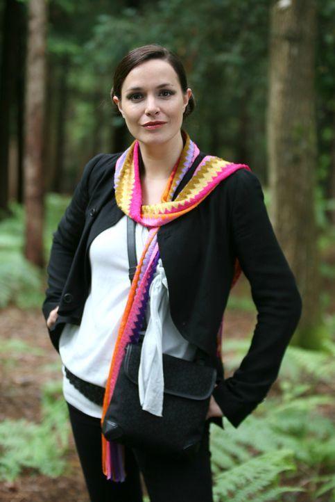 Ist dafür zuständig, dass alles geheim gehalten wird: Jenny Lewis (Lucy Brown) ... - Bildquelle: ITV Plc