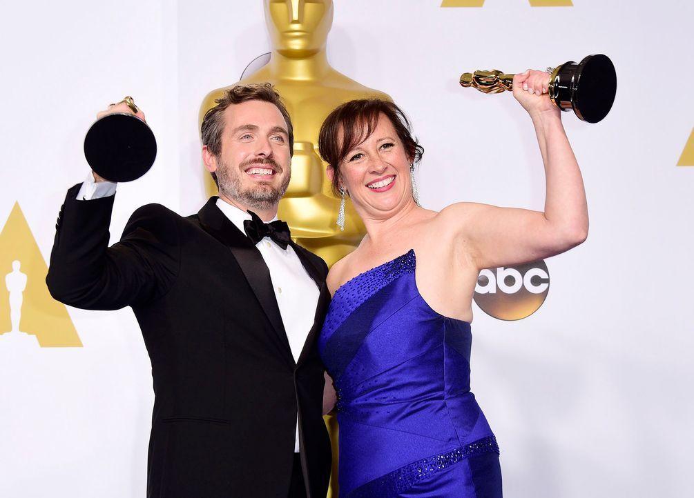 Oscars-Patrick-Osborne-Kristina-Reed-15-02-22-dpa - Bildquelle: dpa