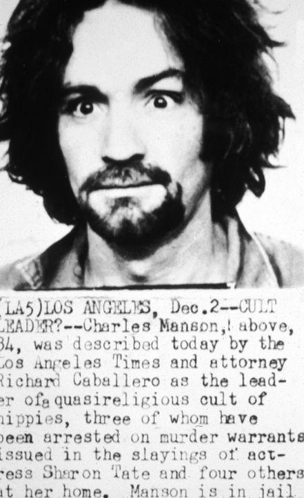 Charles Manson - Bildquelle: Gettyimages