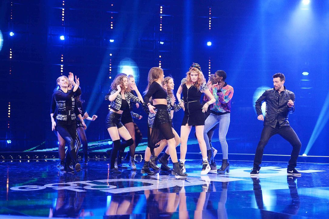 Got-To-Dance-Diced13-13-SAT1-ProSieben-Willi-Weber - Bildquelle: SAT.1/ProSieben/Willi Weber