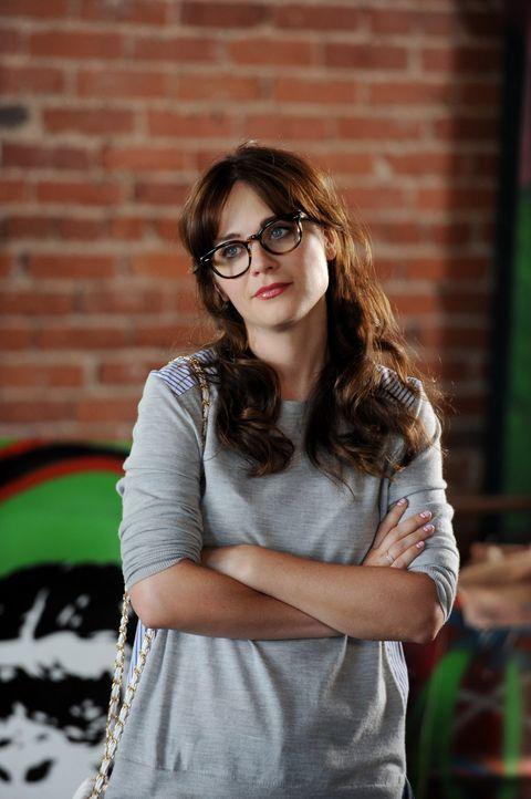 Bei ihrem ersten Date mit Matt bekommt Jess (Zooey Deschanel) plötzlich Zweifel, ob ihre Wette wirklich eine gute Idee war ... - Bildquelle: 2014 Twentieth Century Fox Film Corporation. All rights reserved.