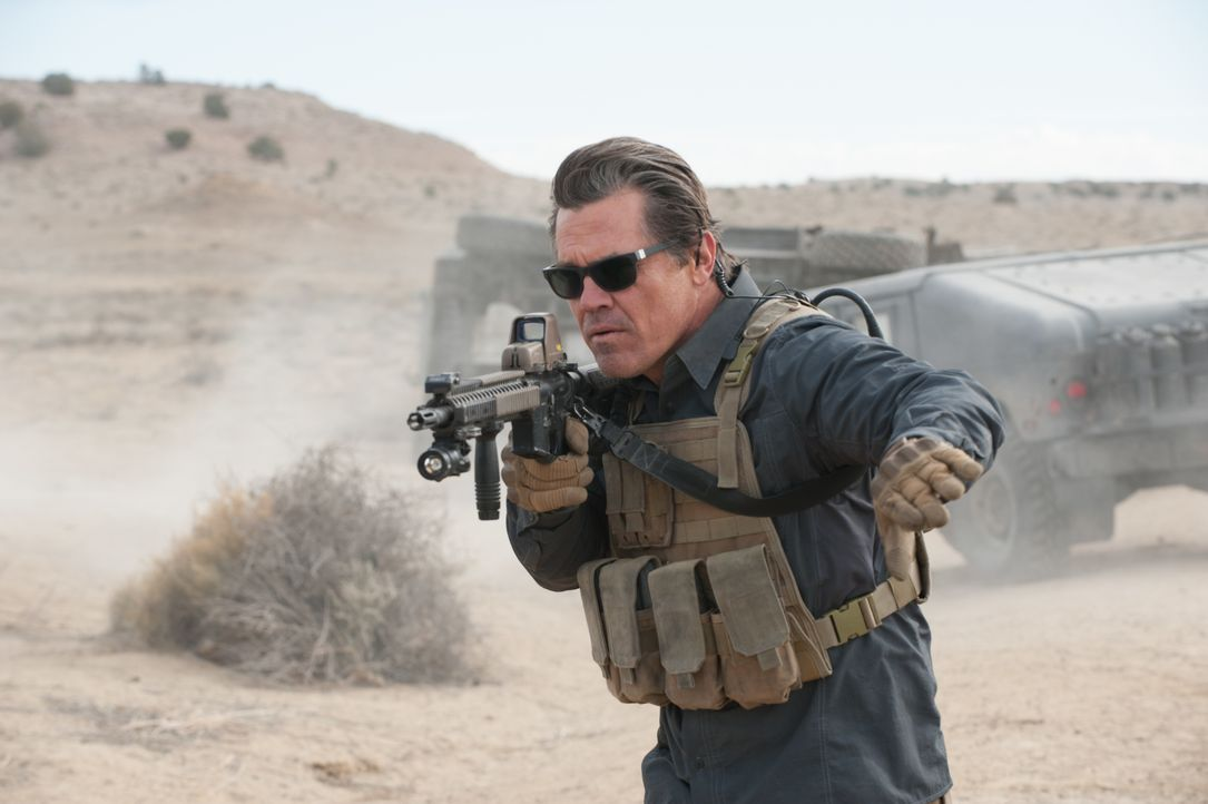 Matt Graver (Josh Brolin) - Bildquelle: Richard Foreman 2018 Soldado Movie, LLC. All Rights Reserved. / Richard Foreman