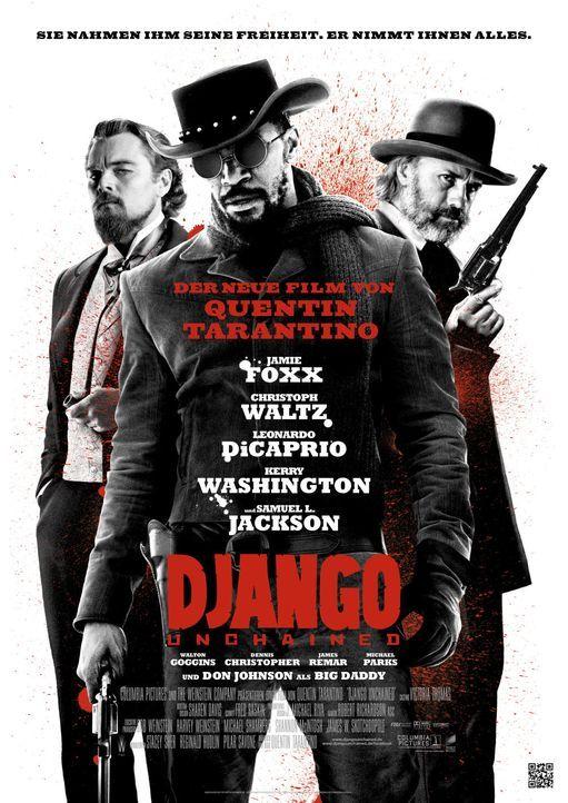 Django_Unchained_Sony - Bildquelle: Sony