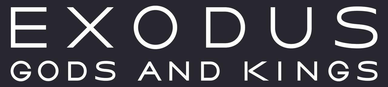 EXODUS GÖTTER UND KÖNIGE - Logo - Bildquelle: 2014 Twentieth Century Fox Film Corporation. All rights reserved.