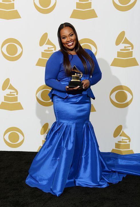 Grammy-Awards-Tasha-Cobbs-14-01-26-AFP - Bildquelle: AFP