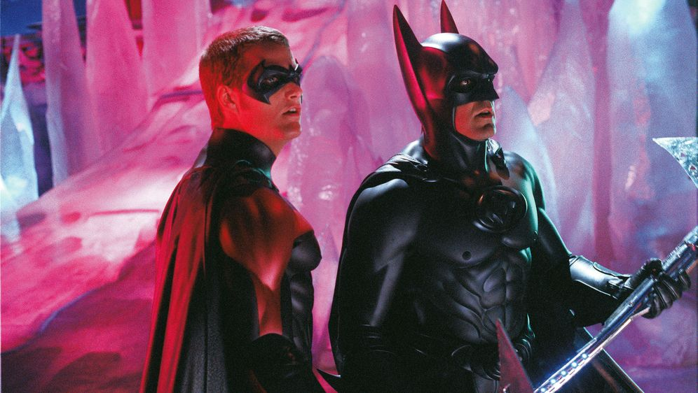 Batman & Robin - Bildquelle: Warner Bros. Pictures