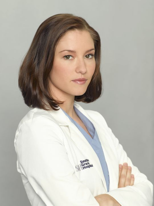 (5. Staffel) - Empfindet mehr als nur Freundschaft für einen Kollegen des Seattle Grace Hospital: Dr. Lexie Grey (Chyler Leigh) ... - Bildquelle: Bob D'Amico 2007 American Broadcasting Companies, Inc. All rights reserved. NO ARCHIVING. NO RESALE.