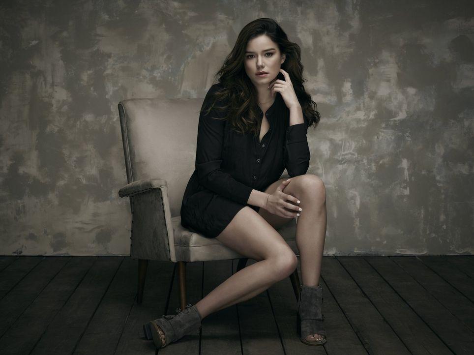 (1. Staffel) - Nachdem sie durch die Quarantäne in Atlanta eingesperrt wurde, muss sich die schwangere Teresa Keaton (Hanna Mangan Lawrence) nicht m... - Bildquelle: 2015 Warner Brothers