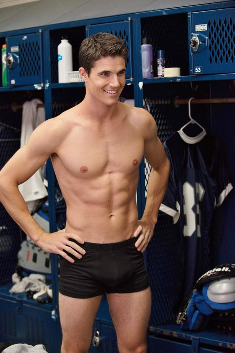 Robbie-Amell-The-Duff-2014Granville-Pictures-Inc - Bildquelle: 2014 Granville Pictures Inc
