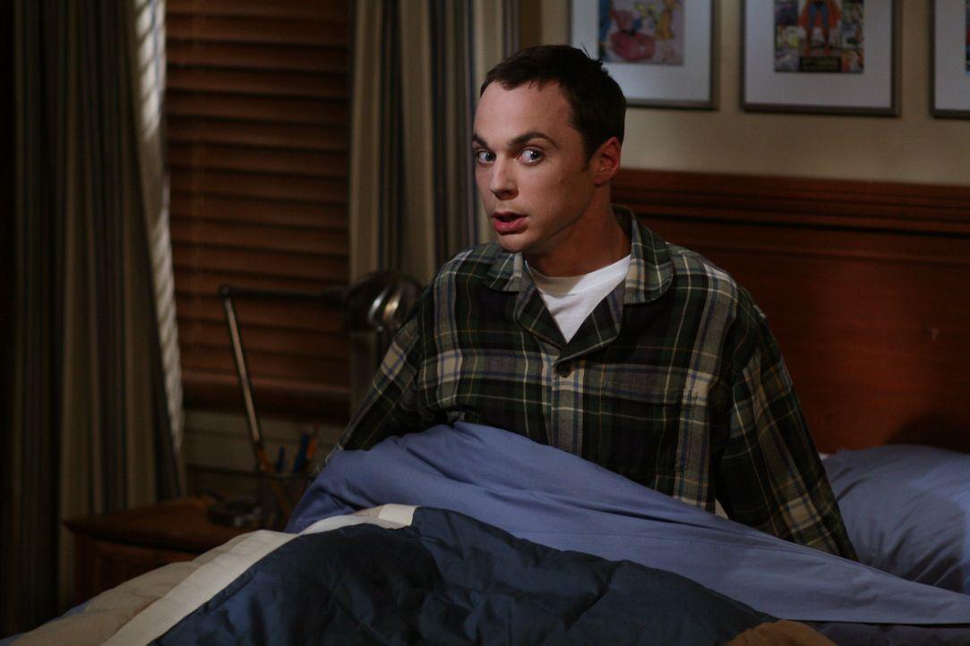 Sheldon Cooper (Jim Parsons) - Bildquelle: Warner Bros. Television
