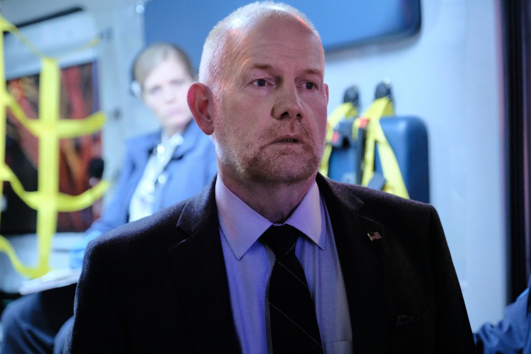 Marshall Winthrop (Glenn Morshower) - Bildquelle: 2018-2019 Twentieth Century Fox Film Corporation.  All rights reserved.
