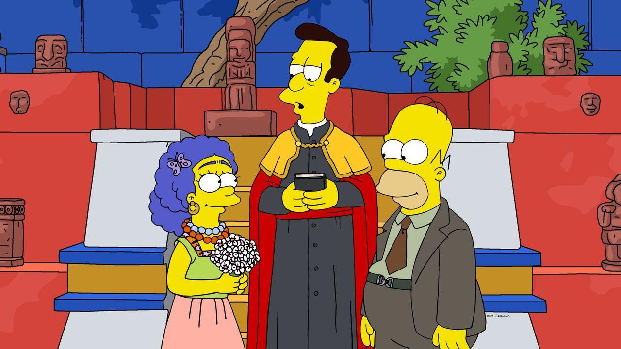 (v.l.n.r.) Frida Kahlo; Reverend Lovejoy; Diego Rivera - Bildquelle: 2020 by Twentieth Century Fox Film Corporation.