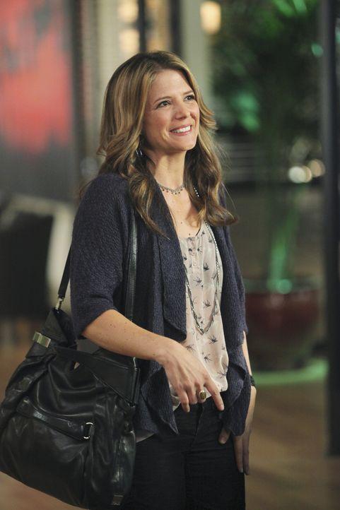 Hat eine ganz besondere Überraschung für Cooper: Erica Warner (A.J. Langer) ... - Bildquelle: ABC Studios