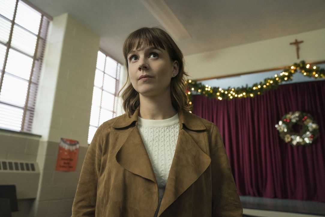 Kristen Bouchard (Katja Herbers) - Bildquelle: Elizabeth Fisher 2019 CBS Broadcasting, Inc. All Rights Reserved / Elizabeth Fisher