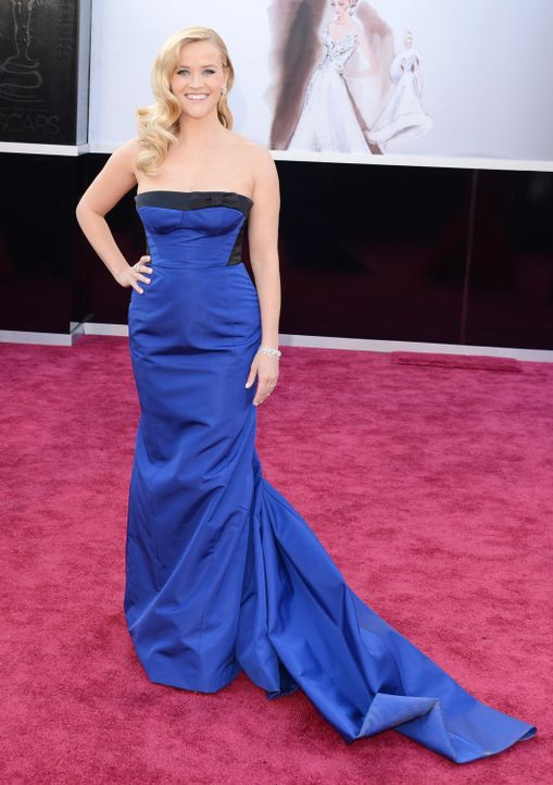 oscar-2013-roter-teppichreesewitherspoonjpg - Bildquelle: AFP / GETTY IMAGES NORTH AMERICA