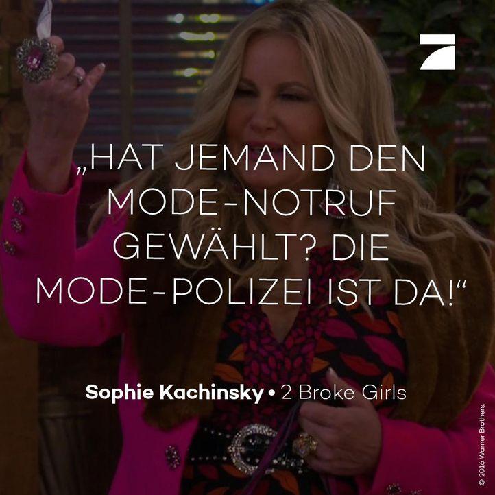 Sophie Staffel 6 Episode 22 - Bildquelle: Warner Bros. Television