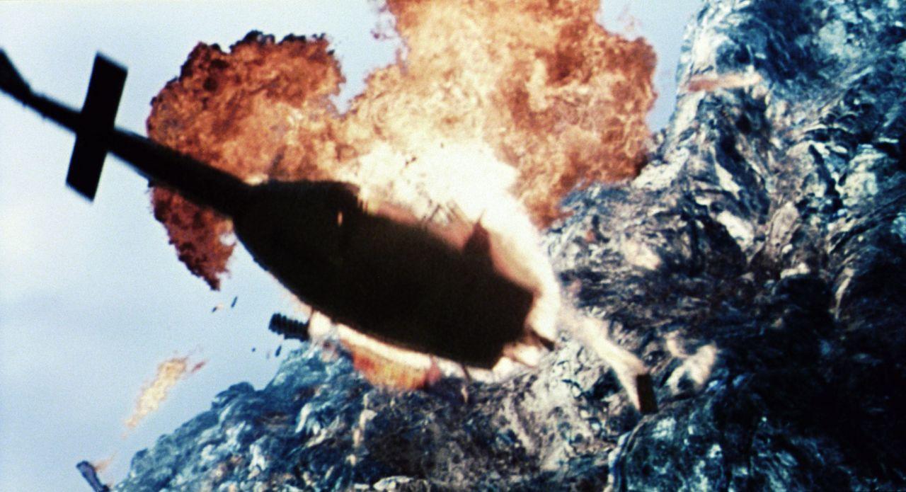 Eine gnadenlose Jagd beginnt ... - Bildquelle: TM & Copyright   2002 by Paramount Pictures. All Rights Reserved.