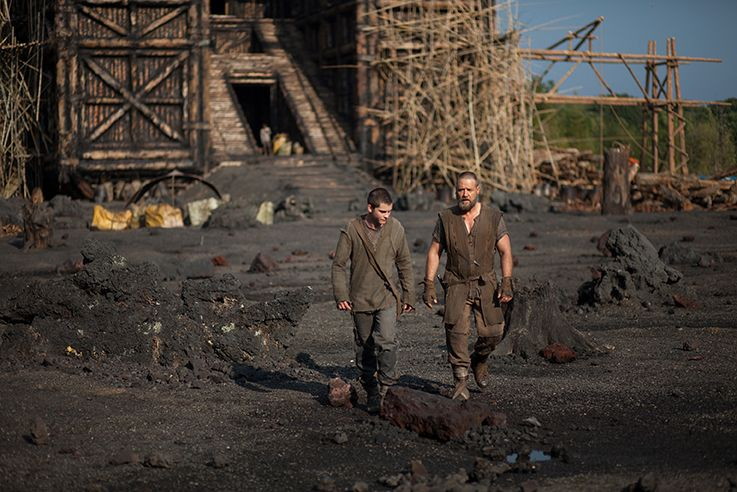 Noah-Szenenbild-5-Paramount - Bildquelle: 2013 Paramount Pictures