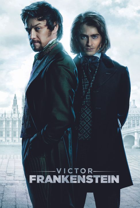 Victor Frankenstein - Genie und Wahnsinn - Artwork - Bildquelle: 2015 Twentieth Century Fox Film Corporation.  All rights reserved.