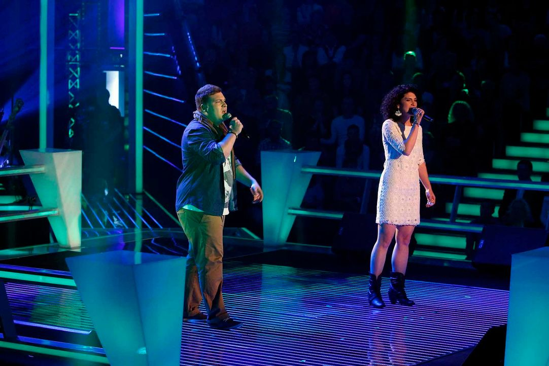 battle-michael-h-hannah-03-the-voice-of-germany-huebnerjpg 1775 x 1184 - Bildquelle: SAT.1/ProSieben/Richard Hübner