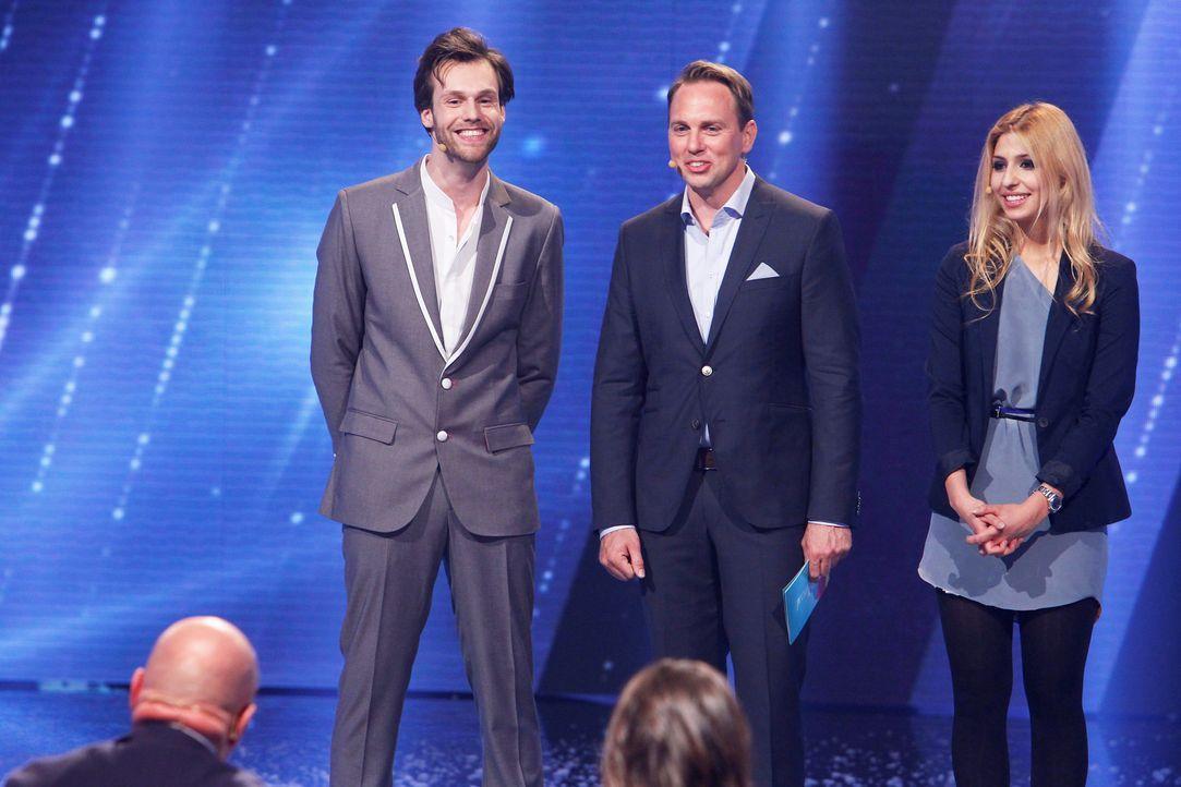 Fashion-Hero-Epi01-Show-85-ProSieben-Richard-Huebner - Bildquelle: ProSieben / Richard Huebner