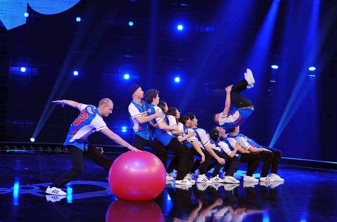 Got-To-Dance-Prodigyy-Crew-03-SAT1-ProSieben-Willi-Weber - Bildquelle: SAT.1/ProSieben/Willi Weber