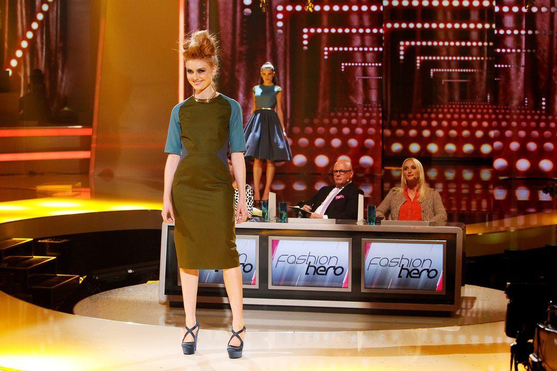 Fashion-Hero-Epi02-Show-082-ProSieben-Richard-Huebner - Bildquelle: ProSieben / Richard Huebner