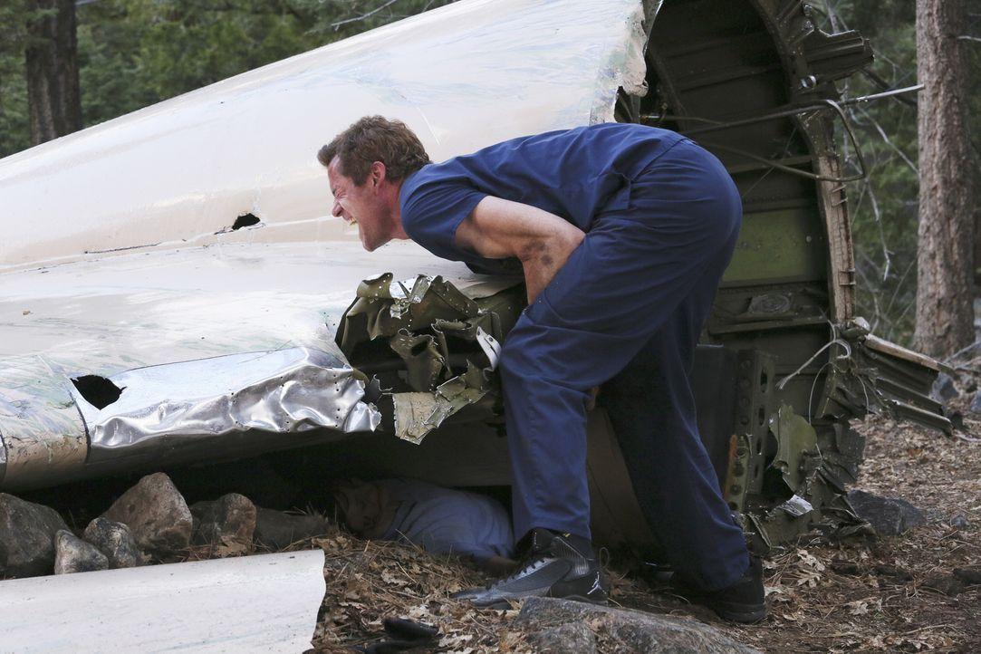 Kämpft verzweifelt um Lexies Leben: Mark (Eric Dane) ... - Bildquelle: Touchstone Television