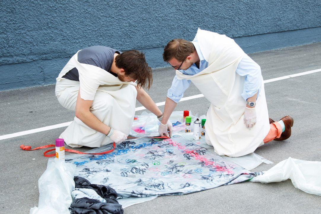 Fashion-Hero-Epi01-Atelier-32-ProSieben-Richard-Huebner - Bildquelle: ProSieben / Richard Huebner