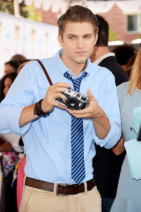 Teen-Choice-Awards-Keegan-Allen-140810-getty-AFP - Bildquelle: getty-AFP