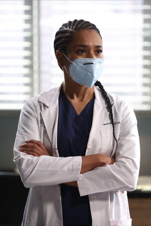Dr. Maggie Pierce (Kelly McCreary) - Bildquelle: Raymond Liu 2021 American Broadcasting Companies, Inc. All rights reserved. / Raymond Liu