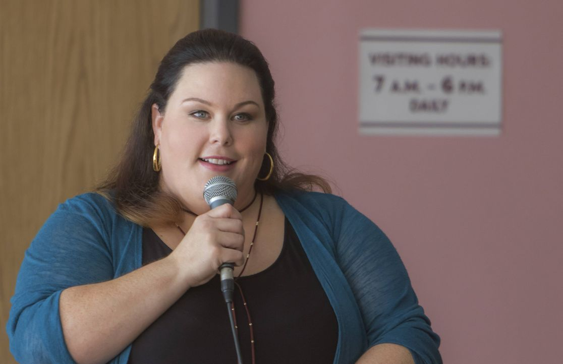 Erlebt einen unglaublichen Augenblick: Kate (Chrissy Metz) ... - Bildquelle: Ron Batzdorff 2016-2017 Twentieth Century Fox Film Corporation.  All rights reserved.   2017 NBCUniversal Media, LLC.  All rights reserved.