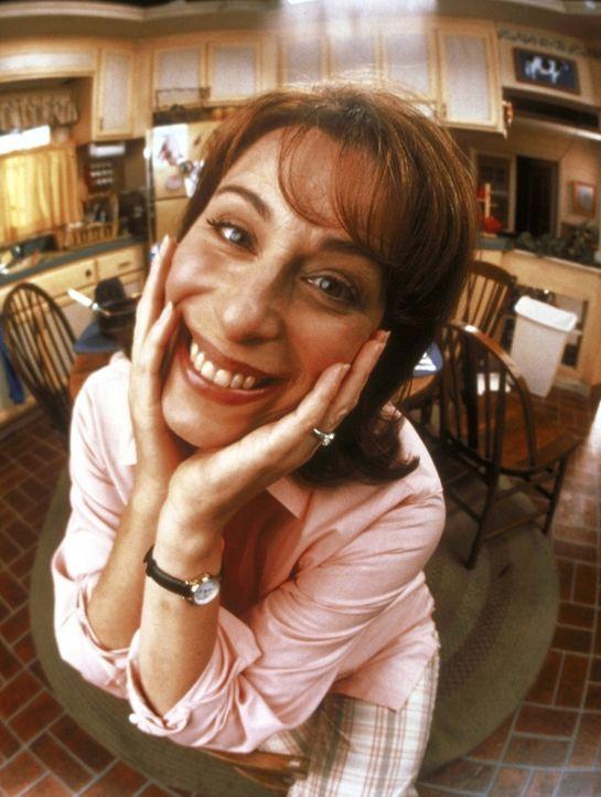 (1. Staffel) - Mutter Lois (Jane Kaczmarek) hat inmitten ihrer chaotischen Familie selten Grund zum Lachen. - Bildquelle: TM +   2000 Twentieth Century Fox Film Corporation. All Rights Reserved.