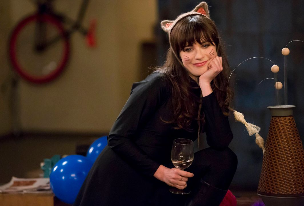 Wie wird Jess (Zooey Deschanel) mit der Trennung von Nick klarkommen? - Bildquelle: 2014 Twentieth Century Fox Film Corporation. All rights reserved.