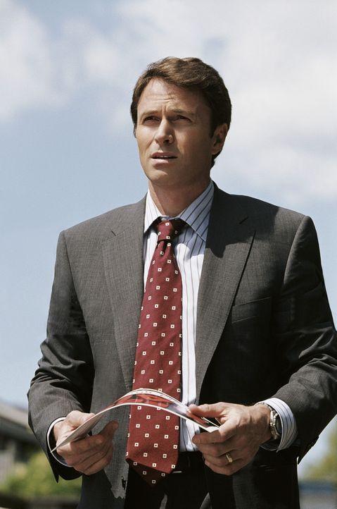 John Morse (Tim Daly) ist verzweifelt auf der Suche nach seinem Vater und seinem Sohn, die sich nach einem fulminanten Familienstreit aus dem Staub... - Bildquelle: CBS International Television