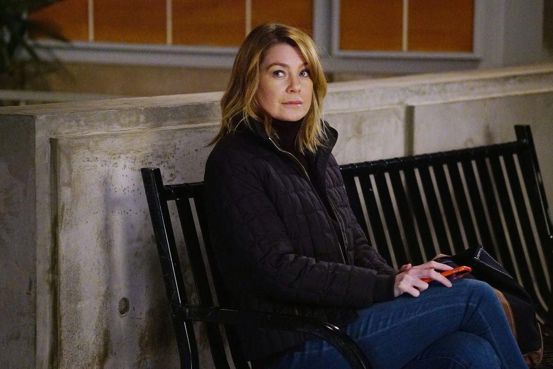 Richard schockiert Meredith (Ellen Pompeo) und die anderen, indem er die Assistenzärzte anderen Oberärzten zuweist ... - Bildquelle: Richard Cartwright ABC Studios