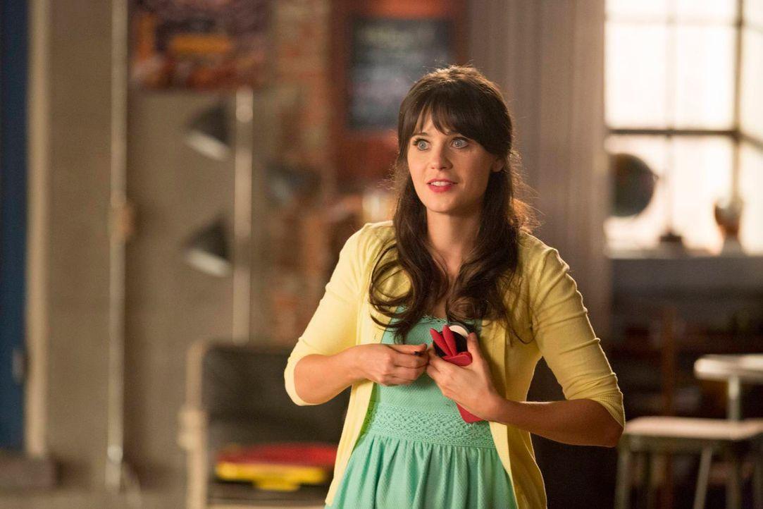 Hat eine Chance auf einen neuen Job: Jess (Zooey Deschanel) ... - Bildquelle: 2013 Twentieth Century Fox Film Corporation. All rights reserved