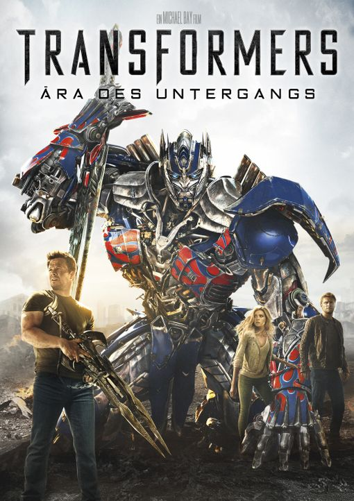 Transformers: Ära des Untergangs - Artwork - Bildquelle: (2016) Paramount Pictures. All Rights Reserved. TRANSFORMERS, its logo and all related characters are trademarks of Hasbro and are used with permiss