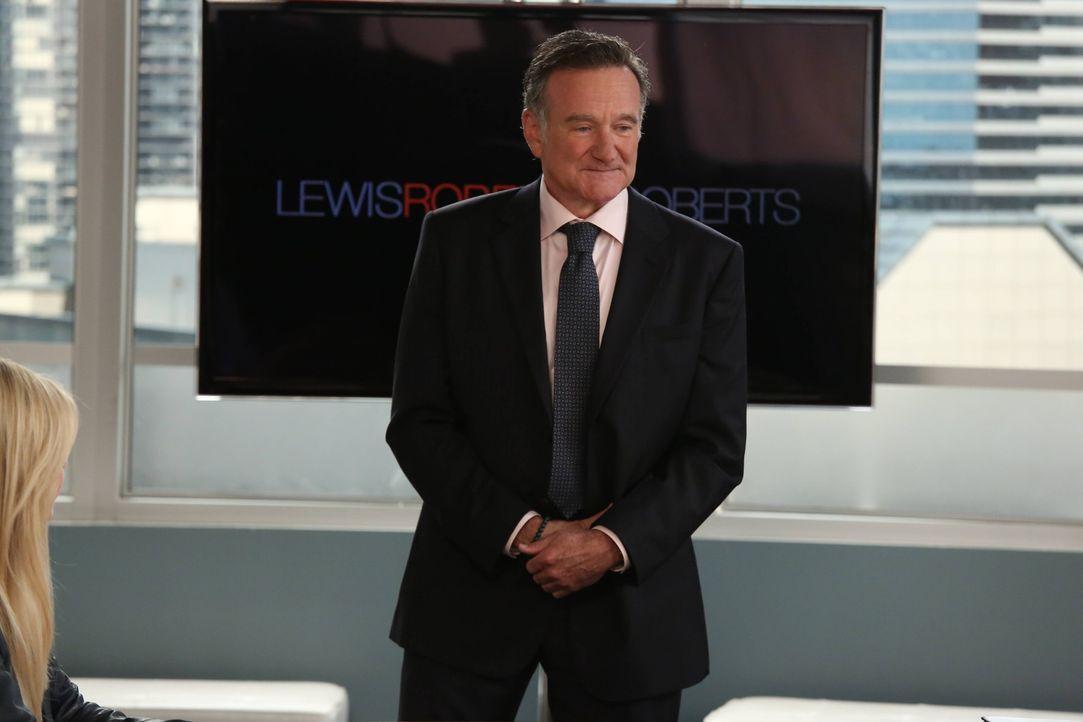 Simon Roberts (Robin Williams) ist der Chef einer erfolgreichen Werbeagentur in Chicago. Mit seinen genialen, aber oft wahnwitzigen Ideen beeindruck... - Bildquelle: 2013 Twentieth Century Fox Film Corporation. All rights reserved.