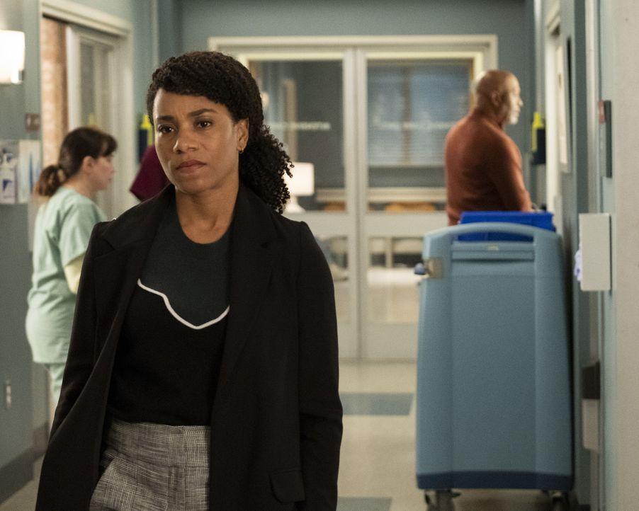 Dr. Maggie Pierce (Kelly McCreary) - Bildquelle: Jessica Brooks ABC Studios