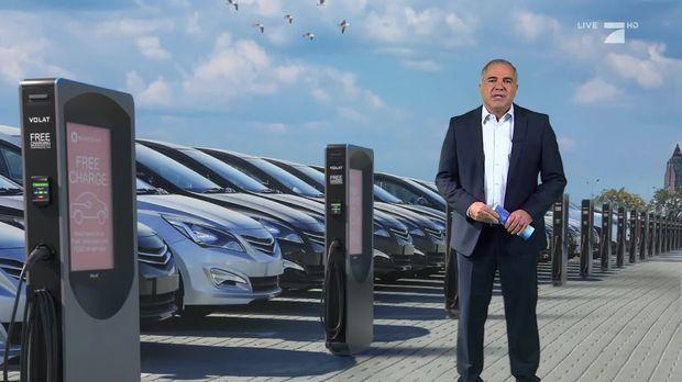 Galileo - Galileo - Montag: Was Wäre, Wenn Es Nur Noch E-autos Gibt?